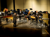 Oklahoma Youth Percussion Ensemble - Spring 2014